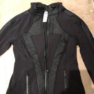 Ivivva Jackets & Coats - Ivivva black zip up jacket. SO cute! Sz 12